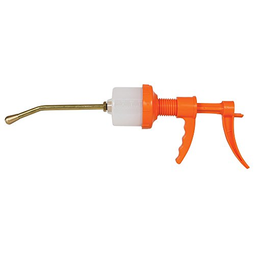 Agri-Pro Enterprises 150cc Drencher Adjust Dose Syringe Re-Usable Sheep Goat Swine Livestock Wormer