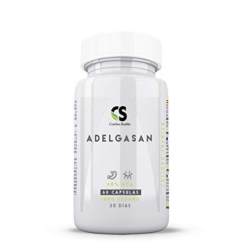 Quemagrasas potente para adelgazar suplemento para dieta complemento alimenticio a base de extractos vegetales quema grasas abdominal Adelgasan