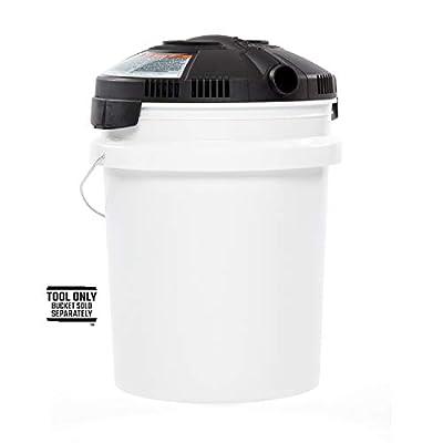 Craftsman CMXEVBE17678 Wet/Dry Vac Powerhead, 1.75 Peak HP Bucket Head Vacuum