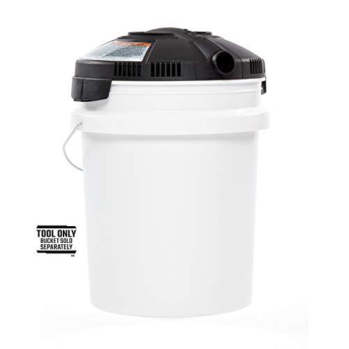 CRAFTSMAN CMXEVBE17678 Wet/Dry Vac Powerhead, 1.75 Peak HP Bucket Vacuum