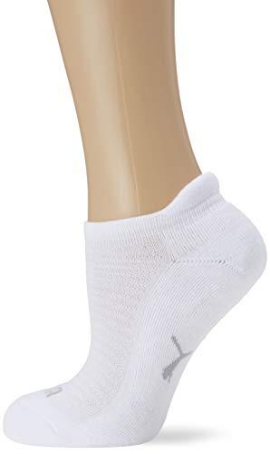 Puma Sneaker 2P Women Chaussettes de Sport Femme, Blanc (White 300), 35/38 (Taille fabricant:035) (Lot de 2)