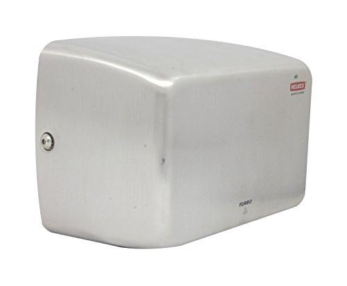 Secador de manos Helvex MB-1012-AI Turbo Acero inoxidabl
