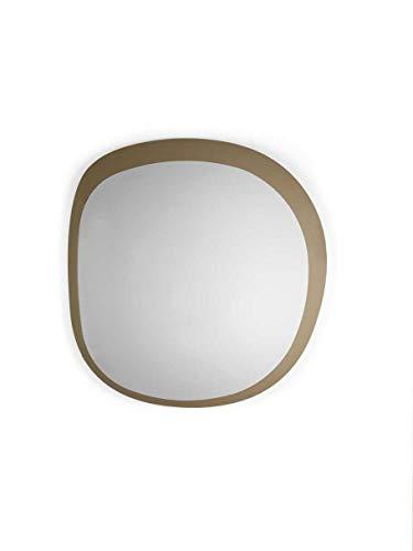 LIBEROSHOPPING.eu - LA TUA CASA IN UN CLICK Spiegel mit Ausschnitt Fill Bronze
