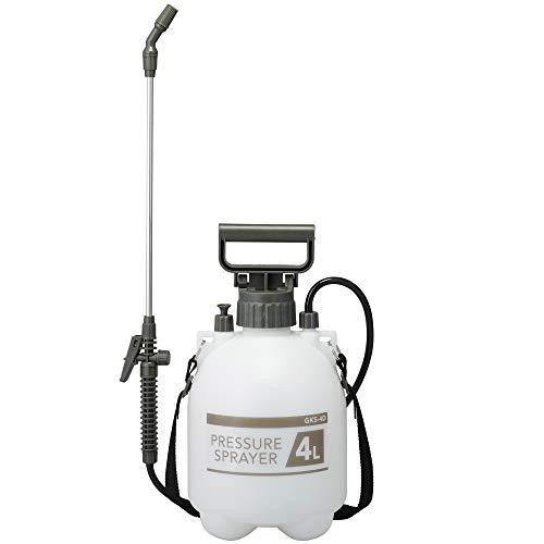 高儀 TAKAGI 家庭用肩掛蓄圧式噴霧器 4L GKS-4D