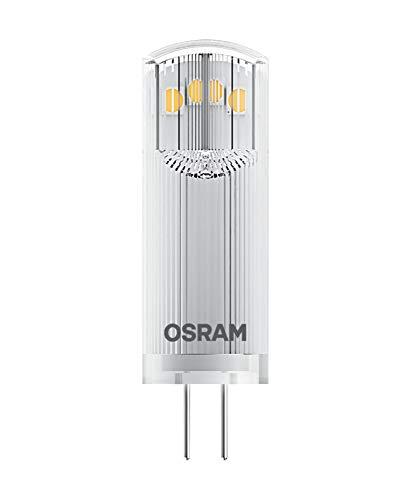 OSRAM LED PIN 12 V | Lot de 2 x Ampoule LED Culot G4, 1,80W = 20W équivalent incandescent | Blanc chaud | 2700K