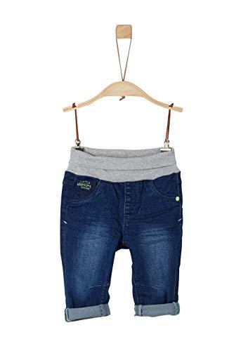 s.Oliver Baby-Jungen 65.908.71.3424 Jeans, Blau (Blue Denim 55z2), (Herstellergröße: 86)