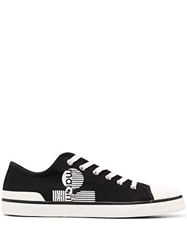 Isabel Marant Luxury Fashion Herren BK008921P019N01BK Schwarz Baumwolle Sneakers | Jahreszeit Permanent