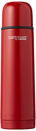 Thermos Isolierflasche Thermocafe Everyday, Rot, 0.5 Liter