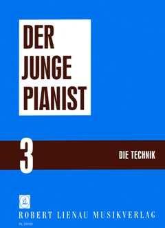 DER JUNGE PIANIST 3 - TECHNIK - arrangiert für Klavier [Noten / Sheetmusic] Komponist: KRENTZLIN RICHARD - KLAV