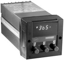 ATC 365C-300-Q-30-PX Long-Ranger Computing Timer with Display, 0.01 Second to 999 Hours, 120 VAC, 50-60 Hz with Display, ON-Delay/Time up or Down and Stop, Basic Plug-in Unit, Standard Unit