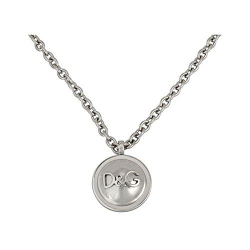 Dolce & Gabbana Jewels D&G Gray Necklace SS Short DJ1021 Female