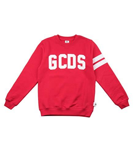 GCDS Mini Felpa Logo Bambino Kids Boy Mod. 020411