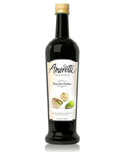 Amoretti Premium Syrup Pistachio Praline Ounce Latest Special price item 25.4
