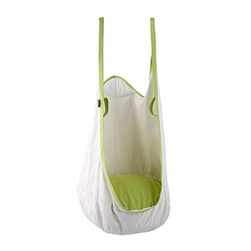 Liutao stof hangmat schommelstoel kinderen opknoping kikker vogel nestzak schommelstoel baby binnen