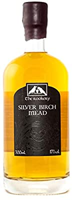 The Rookery - Silver Birch Mead 70cl 17% abv