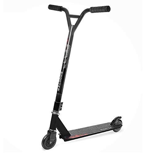 LIYANJJ Pro Scooter - Patinetes de Trucos Suaves - Patinetes Deportivos de Nivel intermedio y Principiante para niños de 8 años en adelante, Adolescentes y Adultos