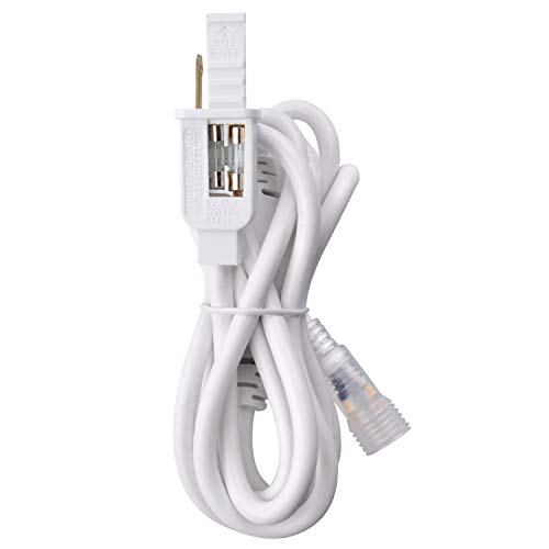 Outdoor LED Strip Lights Bundle with UL Listed Power Cord