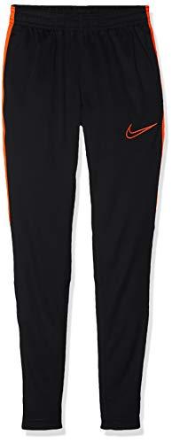 NIKE B NK Dry ACDMY Pant KPZ Pantalones, Niños, Black/Ember Glow/Ember Glow, XL