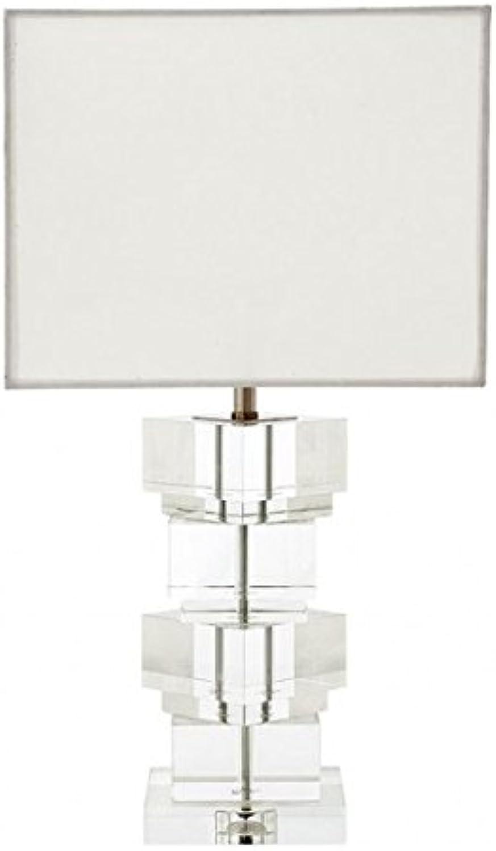 Casa Padrino Luxus Tischleuchte Tischleuchte Tischleuchte Nickel - Luxus Leuchte B01N69A6UV |   5f2369