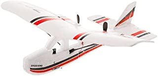 Cessna 781 RC Airplane Mini 2CH Aeroplane Infrared R/C Beginner Plane RTF - Red Strip
