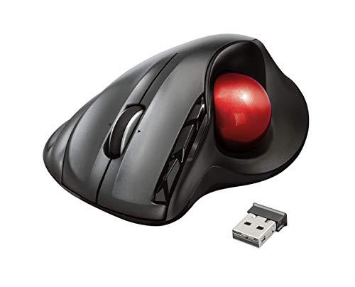 Trust Sferia Trackball wireless - Nero