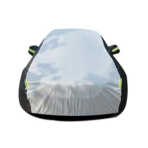 Guoguocy Fundas para Coche Cubierta del Coche, de protección Solar a Prueba de Agua, Compatible con Cubierta de Coche BMW M4, Adaptarse a Las diversas Condiciones meteorológicas (Color : E)