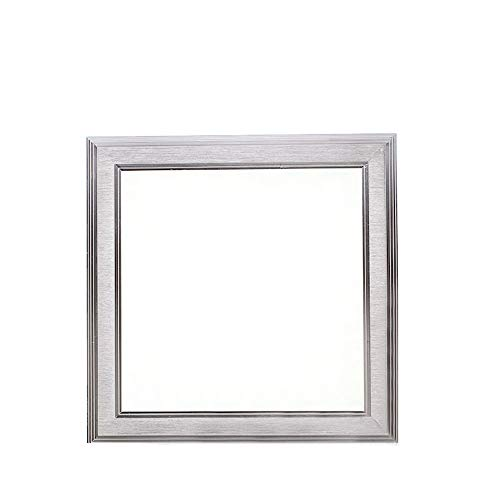 10x10 Square LED Recessed Ceiling Light 15W LED Downlight 130 Watt Equivalent 1400Lumens 6000K Cold White, Cut Hole 8-1/2~ 8 3/4