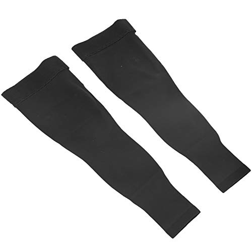 Krämpfe mit Krampfadern, bequeme Anti-Rutsch-Design-Kompressionsstrümpfe, Anti-Allergie-Design-Socken für Mädchen(XL)