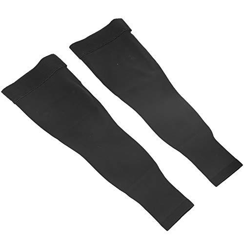 Deryang Krampfadernstrümpfe, Kompressionsstrümpfe, hochkomprimierte Anti-Allergie-Design-Socken für Mädchen(S)