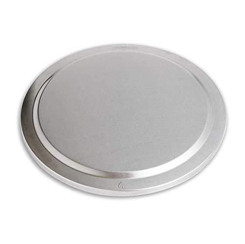 Solo Stove Yukon - Tapa de acero inoxidable 304 de 68,6 cm para brasero Yukon, accesorios para braseros de exterior y accesorios de acampada