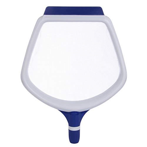Blueborn Kescher LS-D Premium Laubkescher EZ Connect robuster Oberflächenkescher mit Gummilippe