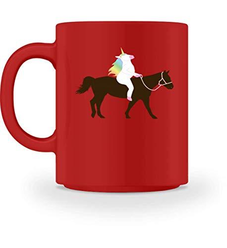 Chorchester Perfect voor fans van eenhoorn en paarden - mok
