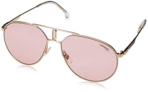 Carrera 1025/S gafas de sol, ORO ROSA, 59 Unisex Adulto