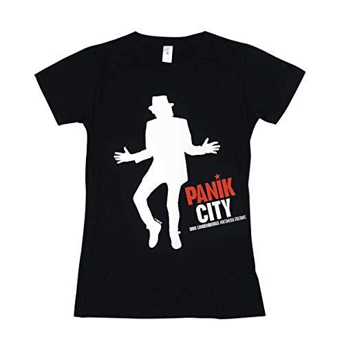 Panik City - UDO Lindenberg T-Shirt Ladies schwarz Gr. XL