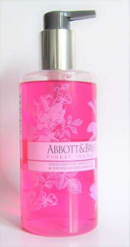 Abbott&Broome Handwash verzaubernde Magnolie & erfrischende Himbeere, 300 ml