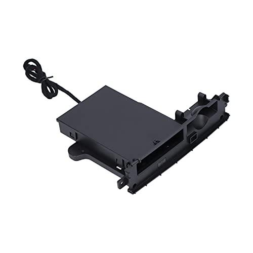 Cargador inalámbrico 15W Cargador inalámbrico QI Soporte para teléfono móvil de Carga rápida para Mitsubishi Pajero 2014-2020
