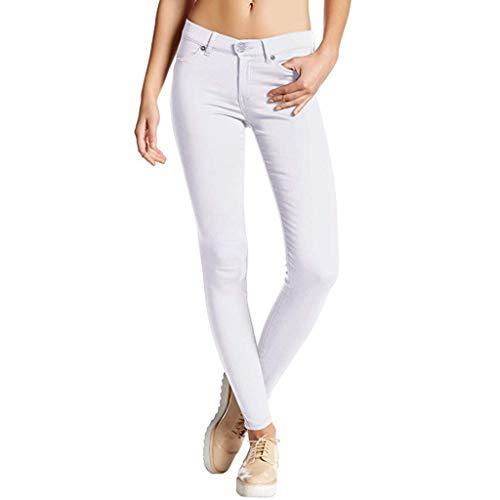 Kaister Yoga Pants Damen hohe Hosen Taille Volltonfarbe Super Stretch Mode Bequeme Strumpfhosen