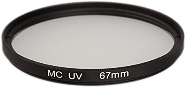 Ares Foto   Multi-Coated Protective Filter 67mm forFujifilm FUJINON XF...