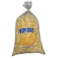 Best Price Value Size 8 Oz. Popcorn Bag - 500 Ct.