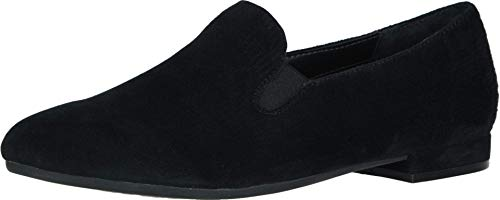 David Tate Lina Black Suede Mini Pebble 10 M (B)
