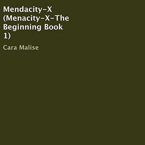 Couverture de Mendacity-X