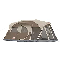 6 person tent with screened porch
