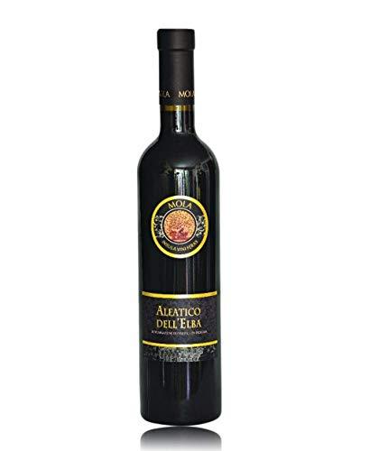 "Elba Aleatico DOCG 2016 – Mola - ""Sweet Wine"" 375 ml - Cassa da 3 bottiglie"