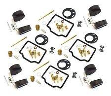 Ultimate Carburetor Carb Rebuild Repair Kit & Floats - Compatible with Honda CB750 CB750K - 1969-1971