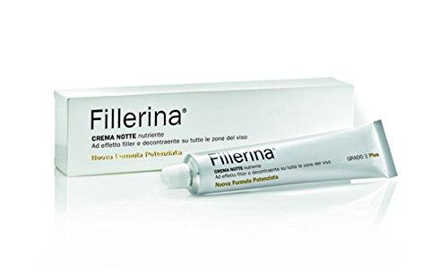 Labo Fillerina Crème de nuit Plus, formule renforcée, niveau 4
