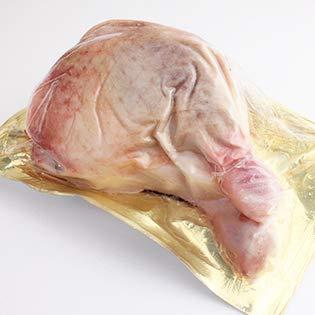 合鴨骨付もも肉 (外国産) 約400〜600g(2枚入) (pr)(30350)