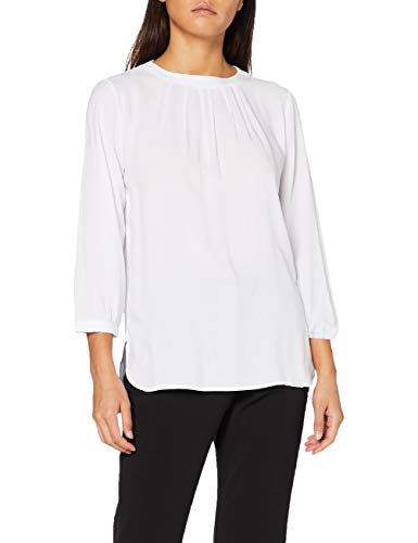 TOM TAILOR mine to five Easy Jersey Camiseta, 20000-White, XS para Mujer