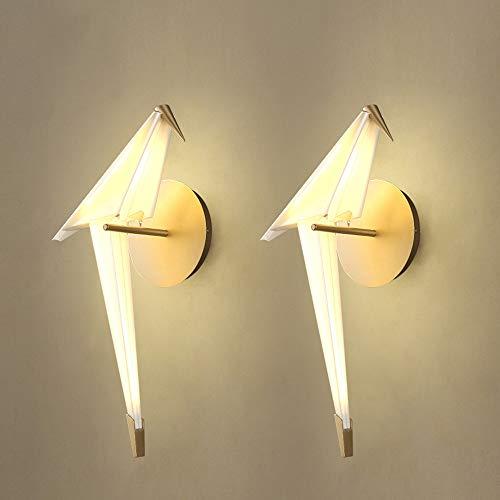 No-branded FYTLKJ Antecedentes de TV decoración de la Pared Moderna nórdica Dormitorio de Noche Apliques de Pared Iluminación Luz 1 20 * 50cm Light
