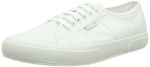 Superga 2750 Cotu Classic Mono, Unisex-Erwachsene Sneaker, Weiß (C42), 40 EU (6.5 UK)
