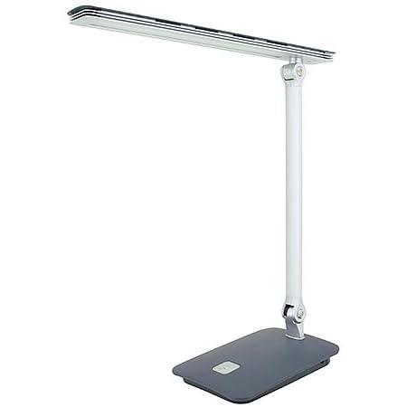 Amazon Com Ledwholesalers 3 Level Dimmable Touch Switch Folding Led Desk Lamp 7 Watt Pure White 2403wh Home Improvement